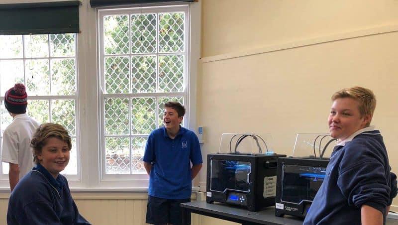 Students 3D print gliders - South Gippsland Bass Coast LLEN